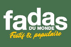 logo fadas du monde 2021 / Festif & populaire