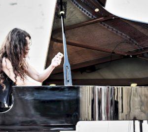 Visuel Piano Axis Mundi