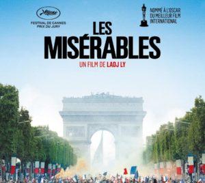 Affiche Les Misérables - Fadas du Monde