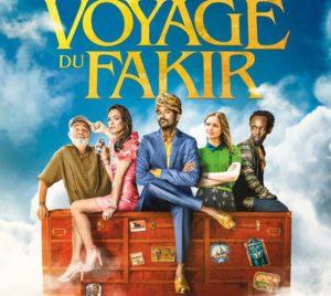 Affiche L'extraordinaire Voyage du Fakir - Fadas du Monde