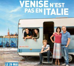 Affiche Venise n'est pas en Italie - Fadas du Monde